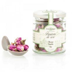 Pot boutons de rose