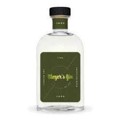 photo du Meyer's Gin