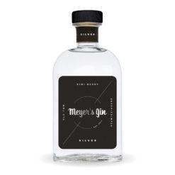 Photo du gin Meyer's Silver